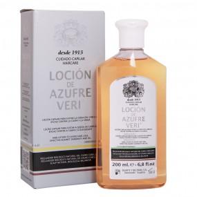 Anti-Haarausfall und Anti-Schuppen-Lotion Veri®